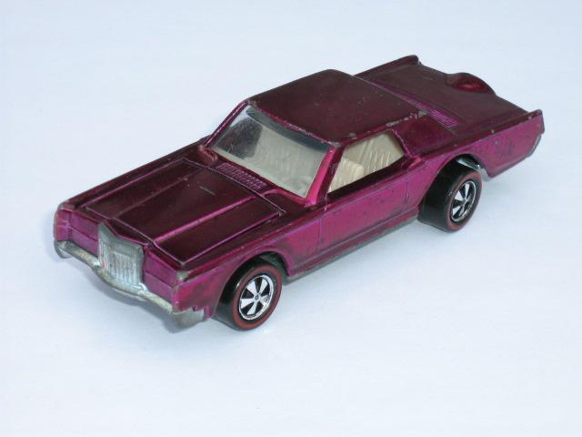 Continental Mark lll 1969 Pictu327
