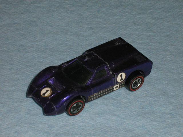 FORD J CAR  1968 Pictur44