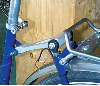rotules - Rotules de direction pour trikes, vélomobiles, et directions indirectes Tyu10