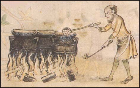 Luttrell Psalter manuscrit enluminé Yaldfo11