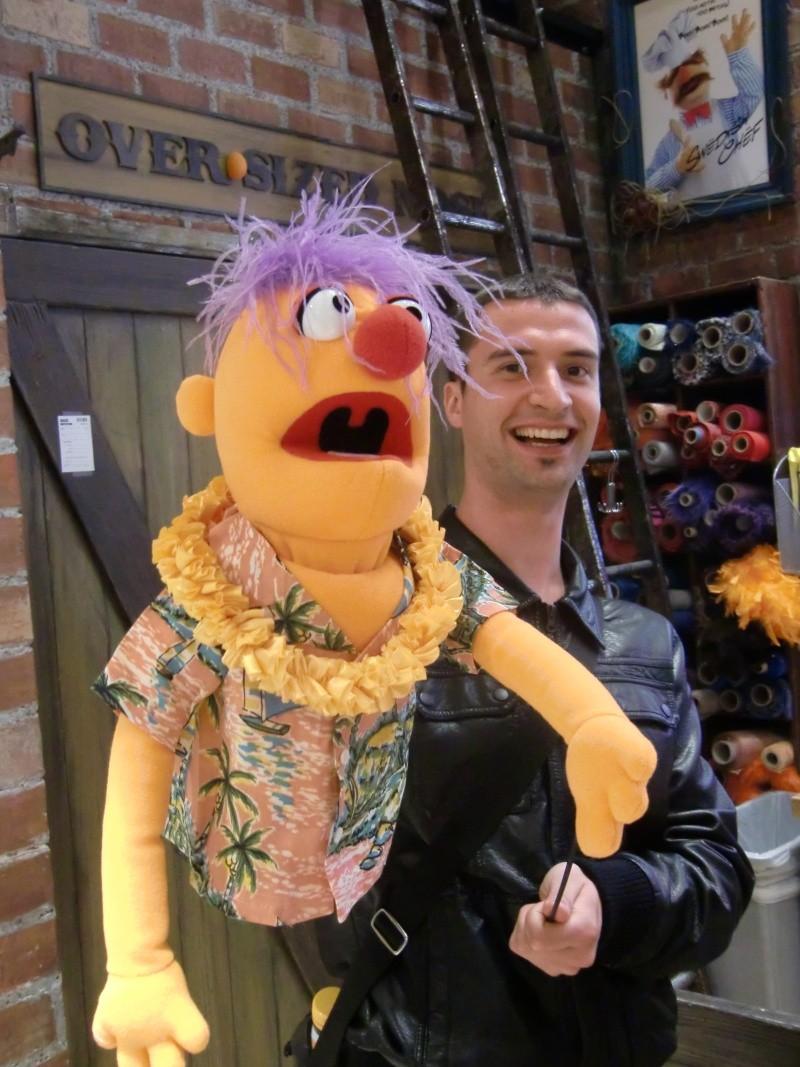 [Disney's Hollywood Studios] Les Muppets débarqueront-ils au Parc ? Cimg8712