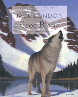 Croc-Blanc de Jack London 97827010