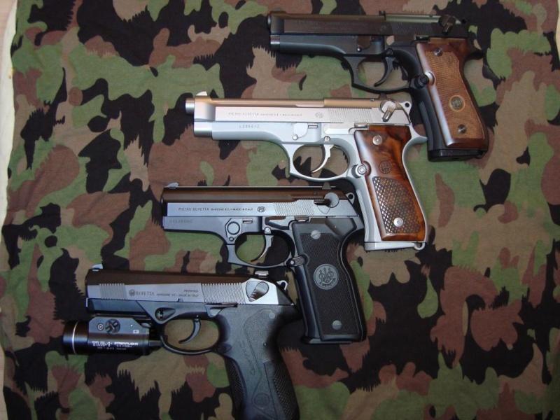 Beretta Cougar Berett10