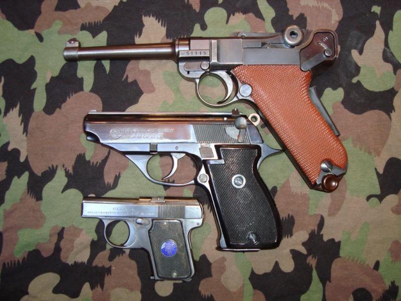 PPK-S en .22LR Hedge-10