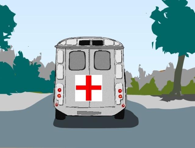 Présentation : Ex ambulance armée Arrier10