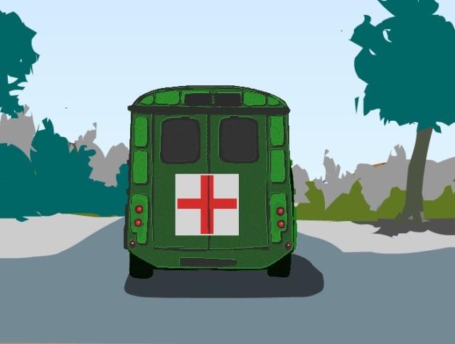 Présentation : Ex ambulance armée Arrier11
