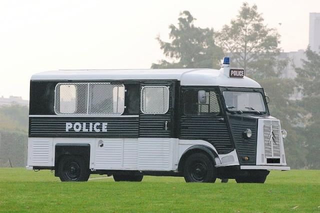 Présentation : Ex ambulance armée H11g10