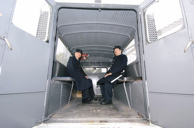 Présentation : Ex ambulance armée H12g10