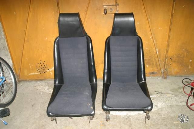 LBC sièges porsche 914 idéal MARCOS ou JEM 72251610