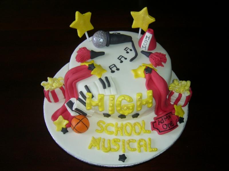 high school musical Gateau98