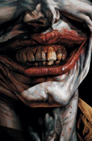 Quand la folie prend le contrôle. Joker10