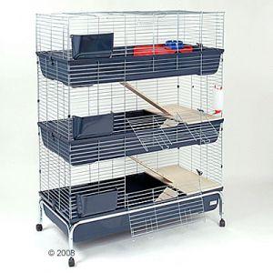 cage Essegi Baffy 120 à 3 niveaux prix en baisse lol 98934_10