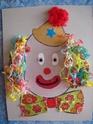 Clown en gommettes Img_0310