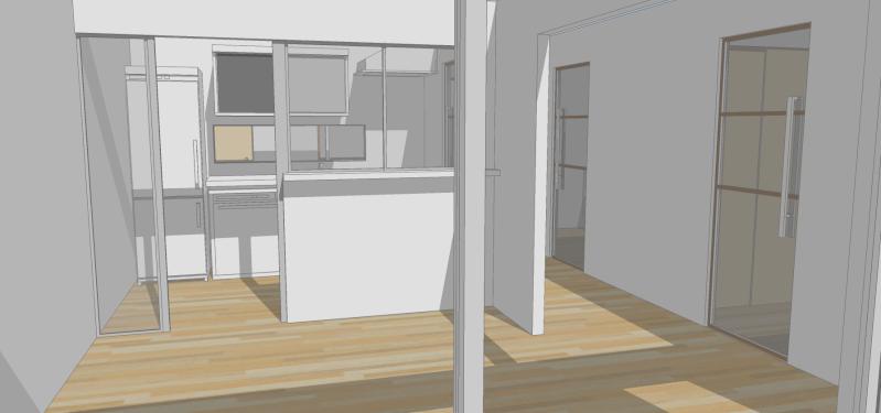 SketchUp'eur architecte -AnthO'- - Page 14 Maison12