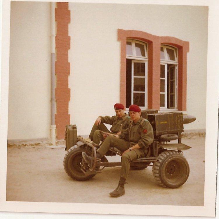 AS 24 tricycle Belge Para-commando 28313810