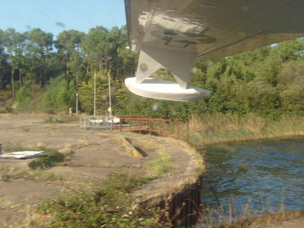 Le PBY-5 Catalina s'envole d'Orly Sl740415