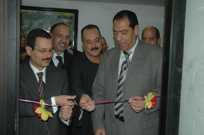 صور الوزير احمد درويش في غرفه التحكم بمحافظة الاسماعلية Dsc_0310