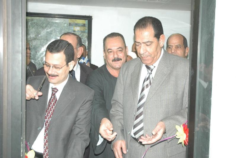 صور الوزير احمد درويش في غرفه التحكم بمحافظة الاسماعلية Dsc_0311