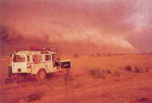 Du vent à travers les dunes Vent0110