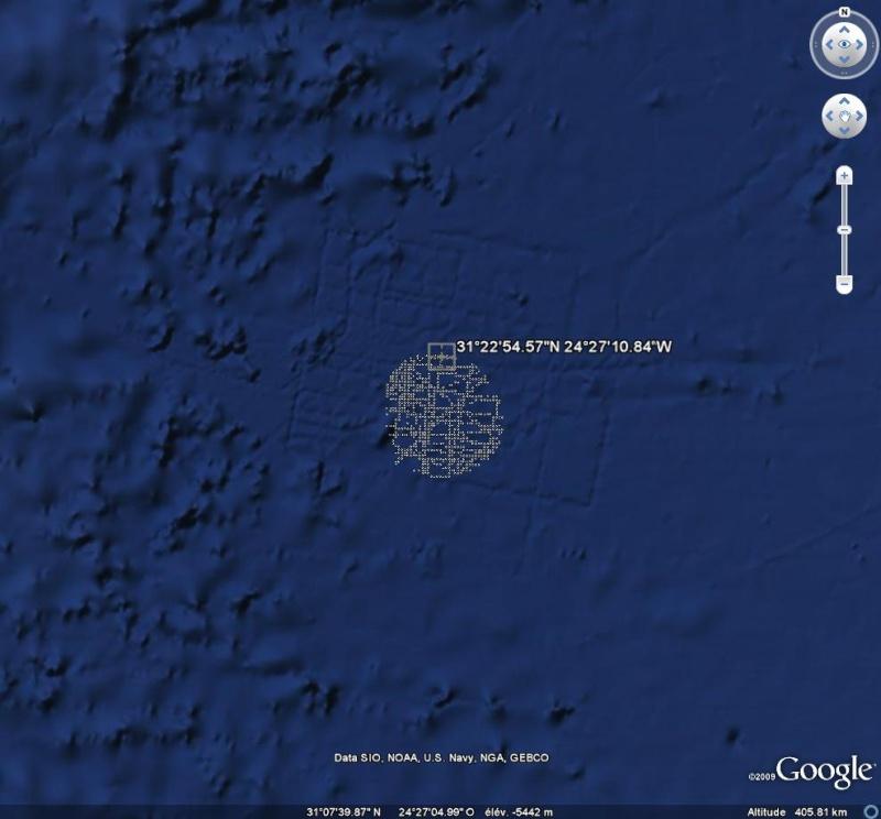 Curieuse formation, naturelle ? , océan atlantique, 0111