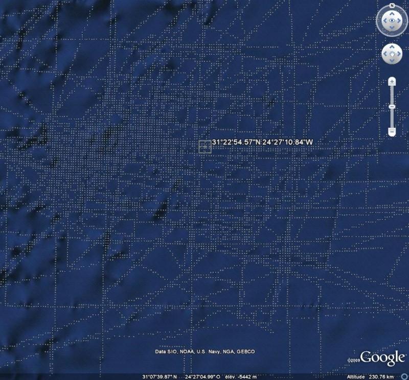 Curieuse formation, naturelle ? , océan atlantique, 0211
