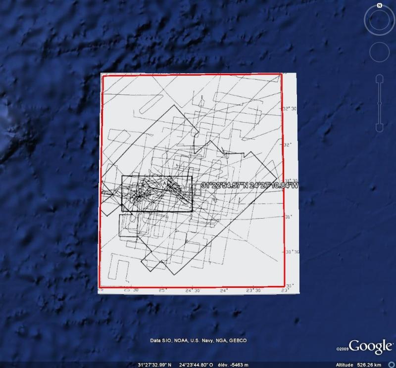 Curieuse formation, naturelle ? , océan atlantique, 0316