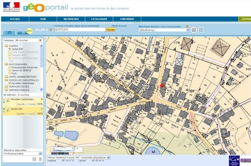 Services de cartographie en ligne : lequel choisir ? - Page 14 Captu282