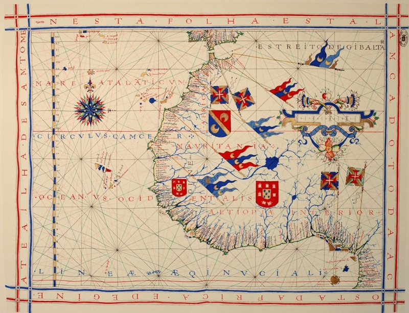 Cartes Marines - Nautical Maps - Cartas Nauticas Captu292