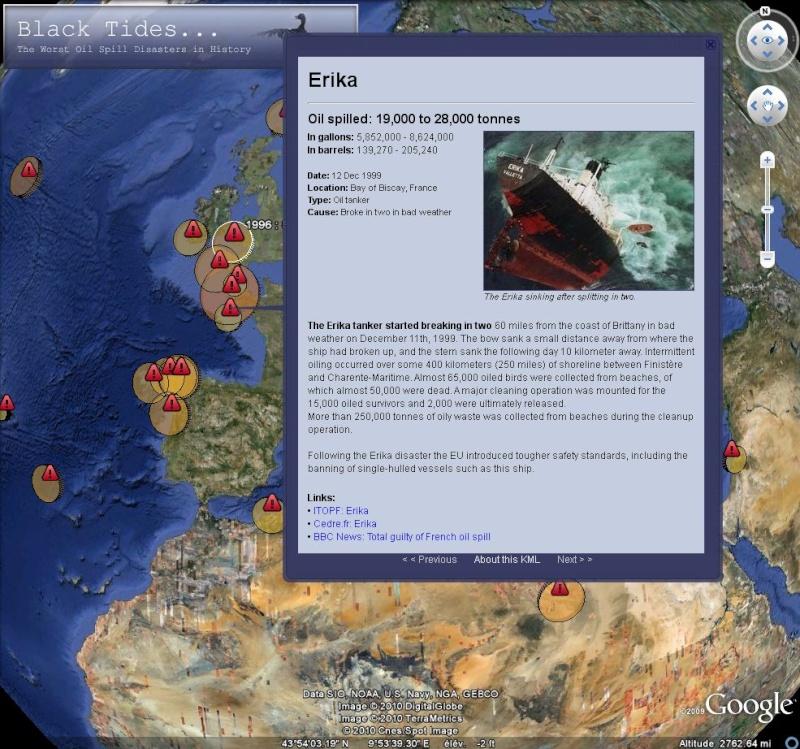 L'actualité vue par TSGE et ... Goolge Earth !  :) Captu429