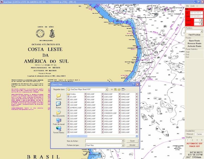 Cartes Marines - Nautical Maps - Cartas Nauticas - Page 2 Captu481