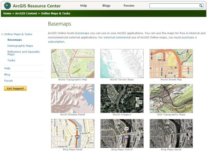 Cartes d'ArcGIS en overlay sur Google Earth Captu491