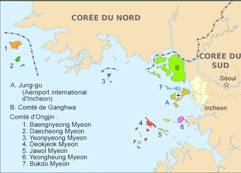 Echange de tirs entre les deux Corées Captu504