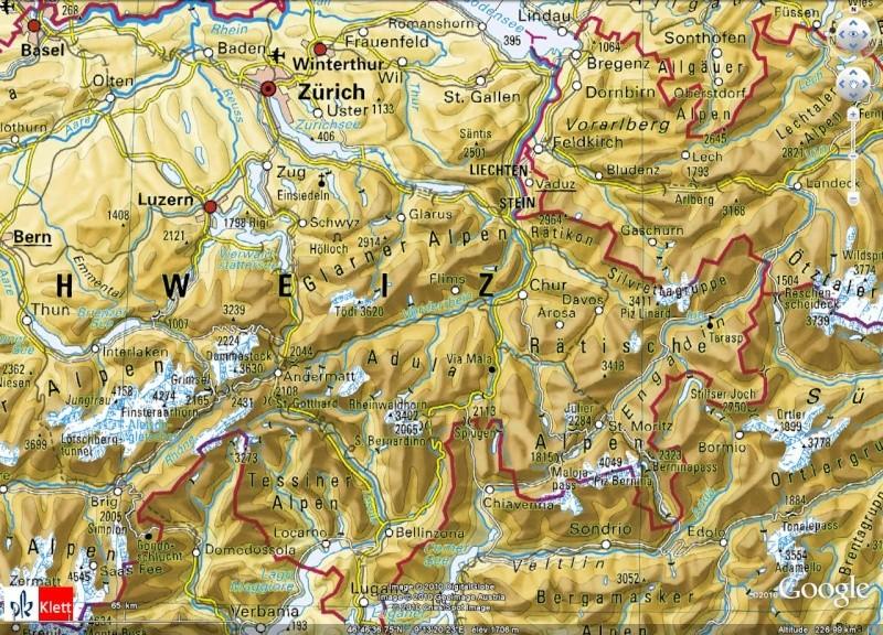 "Atlas mondial ""Haack Weltatlas Online"" [Surcouche / Overlay pour Google Earth] Captu536"