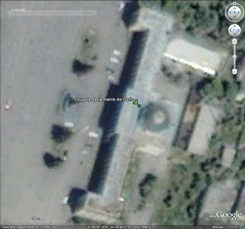 Gori, ville natale de Staline, Caucase - Géorgie Captu554