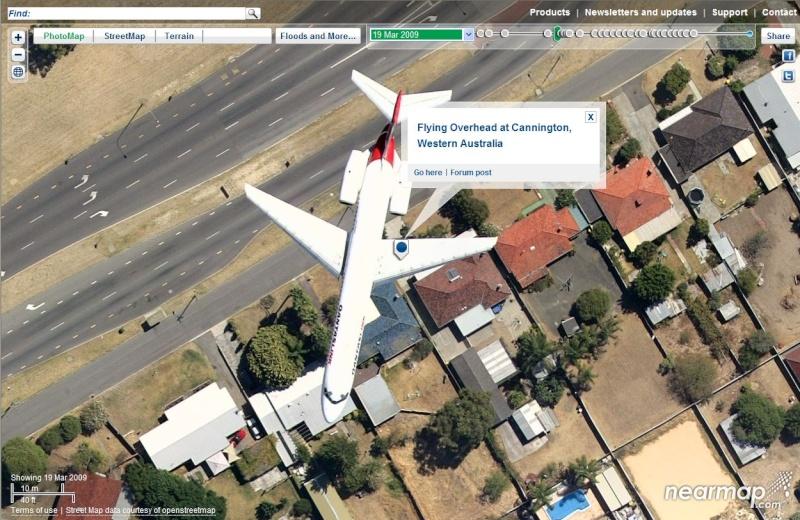 Google Earth et les AUTRES sites d'imagerie satellitaire. Captu680
