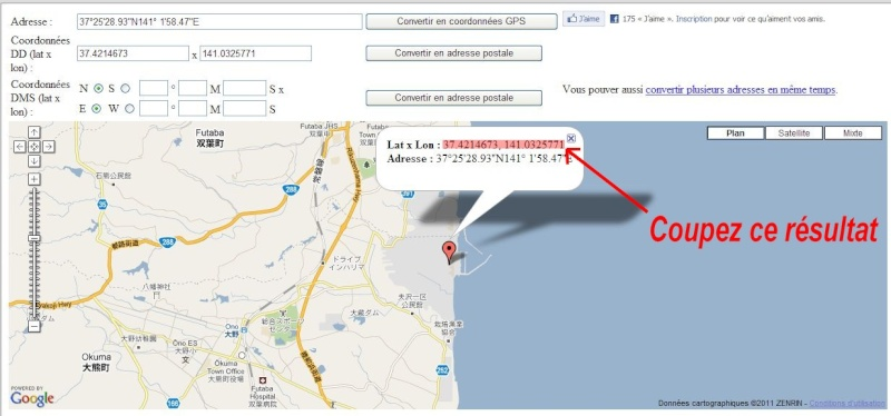 TUTORIEL : GOOGLE EARTH VERS LES AUTRES SYSTEMES  Captu703