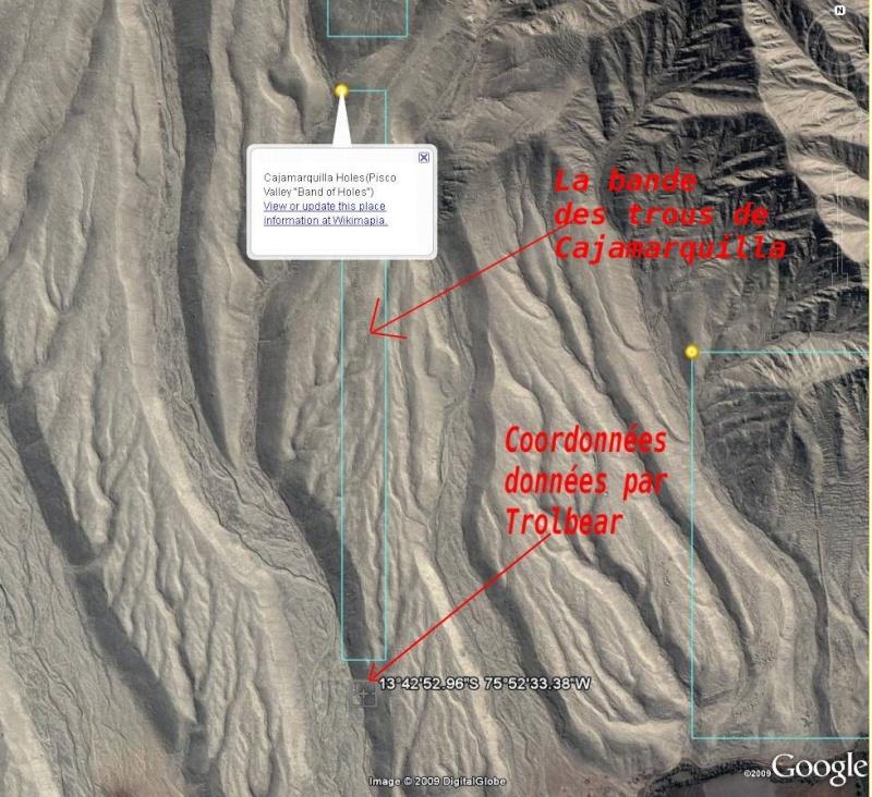 Trous de la vallée de Pisco, Pérou Captur89