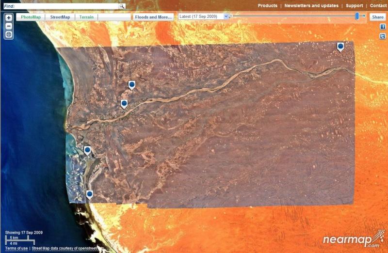Google Earth et les AUTRES sites d'imagerie satellitaire. Carn0510
