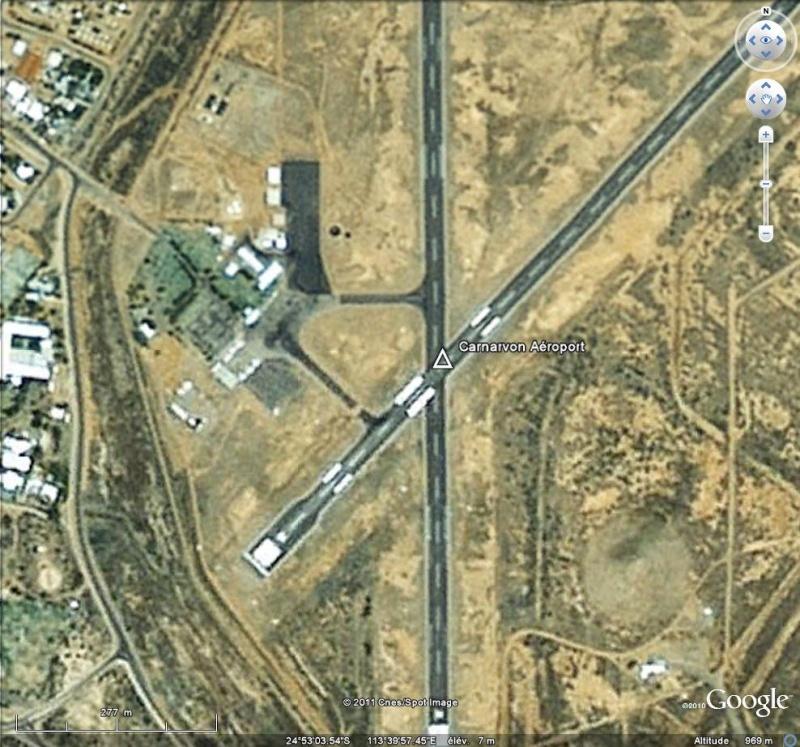 Google Earth et les AUTRES sites d'imagerie satellitaire. Carn10