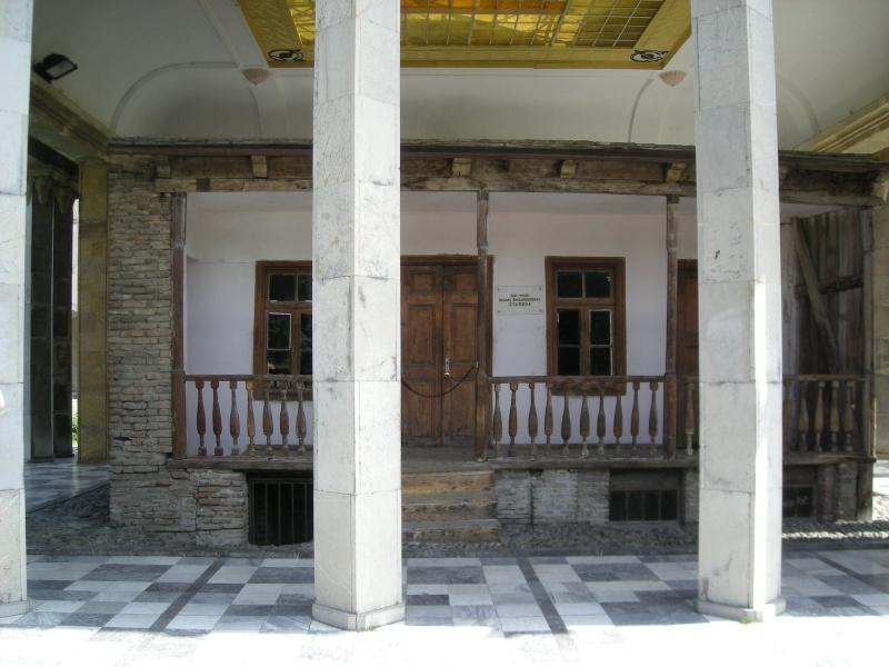 Gori, ville natale de Staline, Caucase - Géorgie Dscn0410