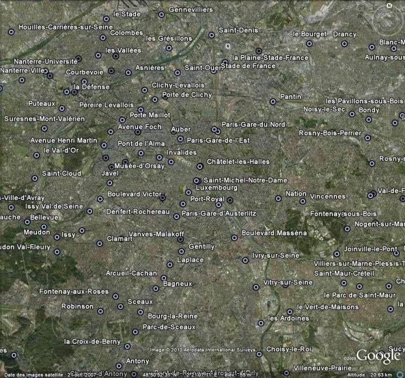 Les chemins de fer en Europe : toutes les gares [fichier KML pour Google Earth] Ge211