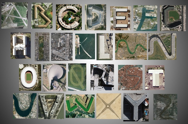 Alphabet de Google Earth Google12