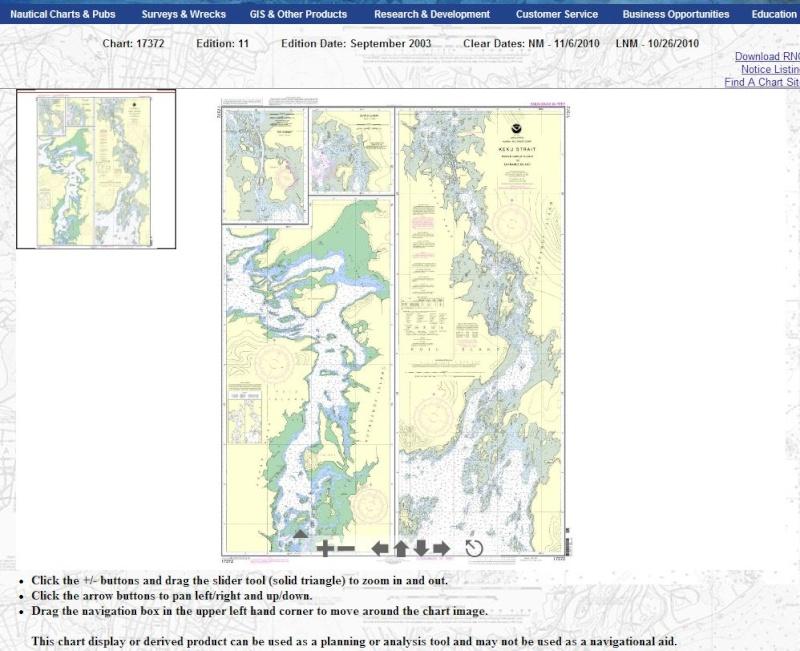 Cartes Marines - Nautical Maps - Cartas Nauticas - Page 2 Noaa0410
