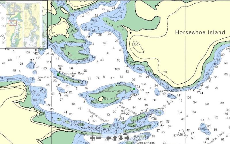 Cartes Marines - Nautical Maps - Cartas Nauticas - Page 2 Noaa0510