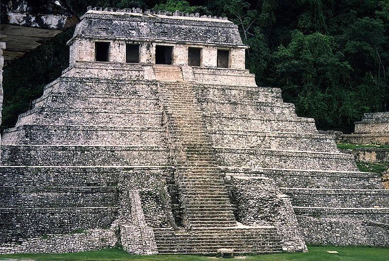 Mayas - Tikal Calakmul Palenque - Maya Yucatan Mexique - Page 2 Ph99b010