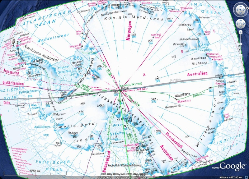 "Atlas mondial ""Haack Weltatlas Online"" [Surcouche / Overlay pour Google Earth] Polair10"
