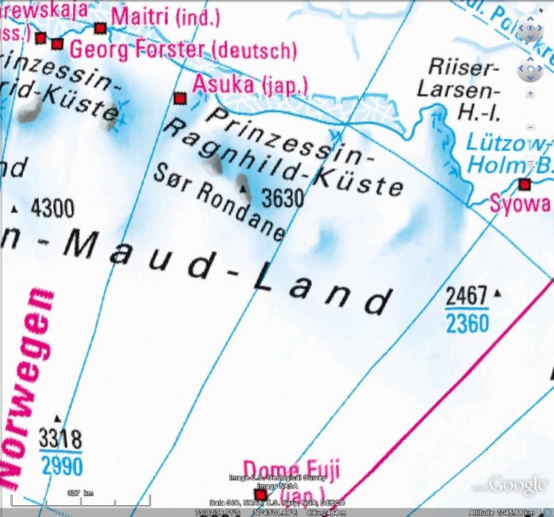 "Atlas mondial ""Haack Weltatlas Online"" [Surcouche / Overlay pour Google Earth] Polair11"