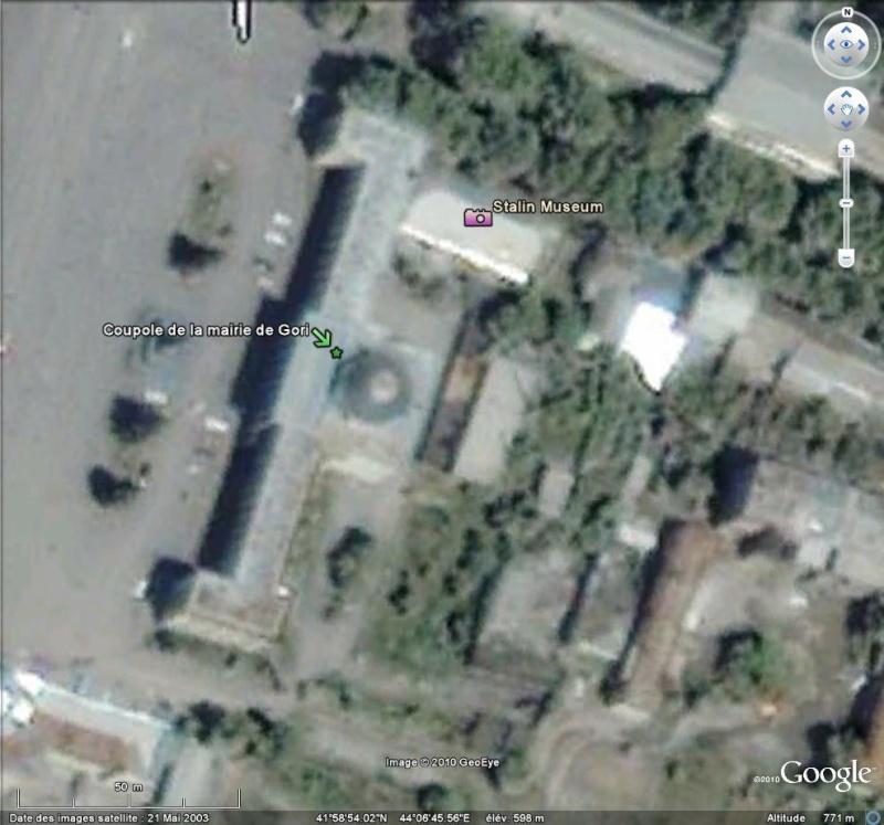 Gori, ville natale de Staline, Caucase - Géorgie Sta10
