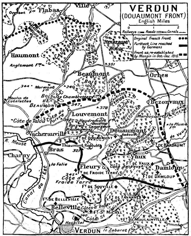 Cartes et plans anciens. - Page 9 Verdun10