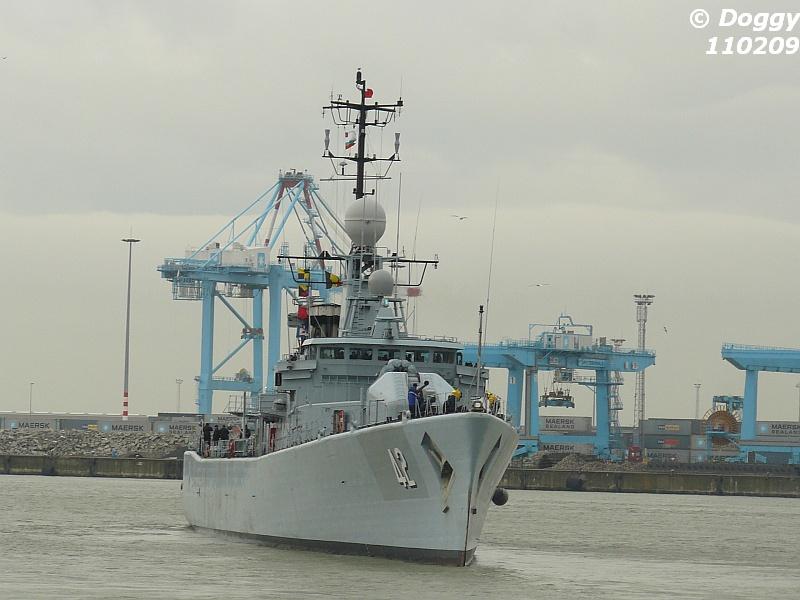 Bulgarian Navy - Marine Bulgare - Page 6 Depart13